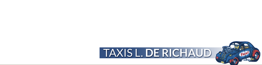 TAXIS L. DE RICHAUD